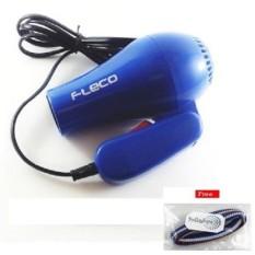 Fleco Hair Dryer Mini Lipat Pengering Rambut