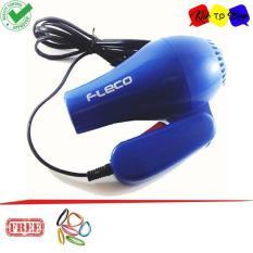 Fleco Hair Dryer - Pengering Rambut - 258 + Free Ikat Rambut - 1 Pcs