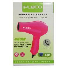 Fleco Pengering Rambut Bisa Di Lipat ( Hair Dryer ) - Multicolor