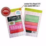Fleecy Bangle Slimming Tea Original With Sticker Anti Fake Teh Pelangsing Isi 25 Sachet Fleecy Diskon 40