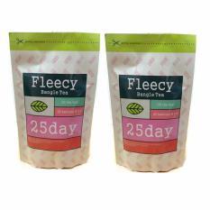 Kualitas Fleecy Bangle Tea 2 Pcs Fleecy