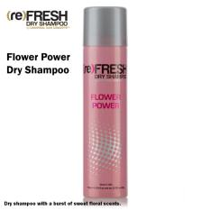 Flower Power (re)FRESH 159 ml DRY SHAMPOO | Shampo Kering 100% ORIGINAL USA