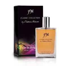 Kualitas Fm By Federico Mahora Parfum Fm 210 Hugo Boss Xy Original Import Eropa Fm By Federico Mahora