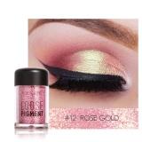 Spesifikasi Focallure 12 Warna Eye Shadow Makeup Pearl Mata Mata Logam L Paling Bagus