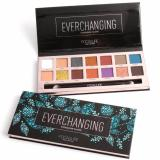 Spesifikasi Focallure 14 Color Eyeshadow Pallete Everchanging Murah