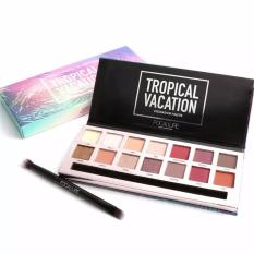 Diskon Focallure 14 Color Eyeshadow Pallete Tropical Vacation Akhir Tahun