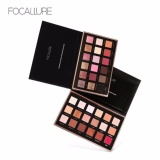 Beli Focallure 18 Color Eyeshadow Pallete Eye Shadow Shimmer Matte No 01 Bright Lux Kredit Dki Jakarta