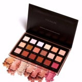 Daftar Harga Focallure 18 Color Eyeshadow Pallete Eye Shadow Shimmer Matte No 2 Neutrals Focallure