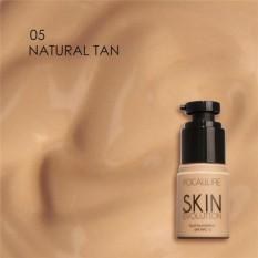Beli Focallure Basis Krim Wajah Whitening Melembabkan Concealer Kamuflase Liquid Foundation Makeup 5 Intl Seken