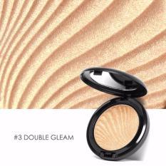 Focallure BEAM Ultra Glow Baked Powder Highlighter Palette - No.3(Double Gleam)