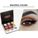 Spesifikasi Focallure Eyeshadow Glitter Elektrik Glow Pigmen Berkilau Lengkap