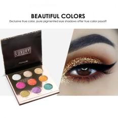 Spesifikasi Focallure Eyeshadow Glitter Elektrik Glow Pigmen Berkilau Terbaru