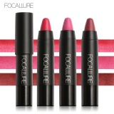 Review Terbaik Focallure Matte Long Lasting Waterproof Lipstick Pen Makeup Cosmetic 4 Intl