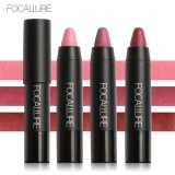 Harga Termurah Focallure Matte Seksi Tahan Lama Lipstik Pen Makeup Kosmetik 3 Intl