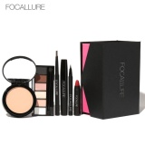 Harga Focallure Campuran Kosmetik Gift Case Palet Eyeshadow Eyeliner Maskara Lipstik Makeup Set 1
