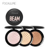 Jual Focallure Baru 4 Warna Ultra Glow Beam Highlighter Palette Powder Makeup Highlighter Contour Palet 02 Ori