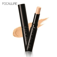 Review Buy 1 Get 1 Free Focallure Professional Concealer Stick Base Foundation Concealing Pencil Camouflage Makeup 2 Terbaru