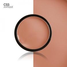 FOCALLURE Profesional Wajah Concealer Krim Penutup Kamuflase Makeup C03 #- Intl