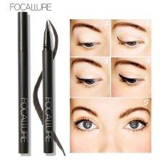 Diskon Focallure Eyeliner Cair Profesional Pena Eye Liner Pensil 24 Jam Tahan Lama Air Bukti Oleh Focallure Focallure