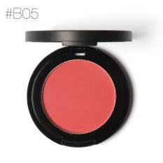 FOCALLURE Repair Capacity Powder Block Blush Exquisite Rosy Gloss Fine Outline - intl