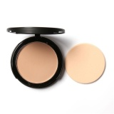 Review Toko Focallure Tricolor Makeup Powder Face Powder Panel Contour Color Cosmetics Intl