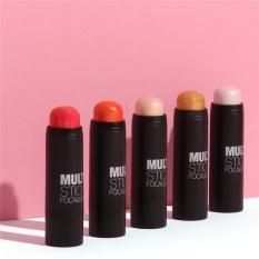 Focallure Waterproof Facial Blushes Stick Highlighting Glow Makeup Tool #2 - intl