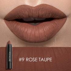 Focallure Tahan Air Matte Pena Lipstik Panjang Pelembab Tahan Lama Halus Sexy Lipgloss Makeup #9-Intl