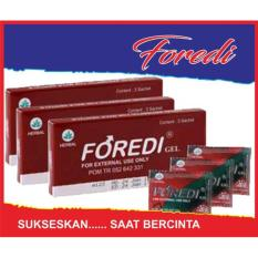 For-edi Gel 100% Legal & Original Jakarta