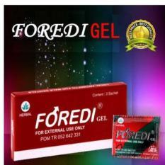 Foredi Herbal Original Aman tanpa zat kimia tanpa efek samping rekomendasi pakarnya Boyke Best Seller