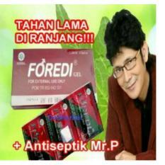 Foredi Herbal Rahasia lama di ranjang Original Aman tanpa zat kimia tanpa efek samping rekomendasi pakarnya Boyke Best Seller