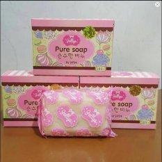 Beli Fortune Pure Soap By Jellys Sabun Pemutih Muka Dan Badan Berhologram 100 Gram 2 Picis Soap