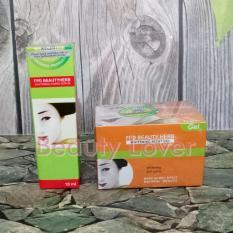 Jual Beli Fpd Beauty Herb Night Cream Dan Serum Cream Malam Magic Glossy Dan Vege Serum Di Jawa Barat