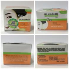 Fpd Beauty Herbal Whitening Day Cream / Cream Siang Magic Glossy