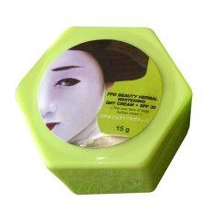 Jual Fpd Magic Glossy Cream Wajah Pemutih Cream Siang 15 Gr 2Pcs Fpd Murah