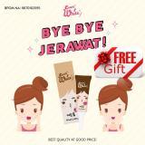 Free Pouch Dan Gift Everwhite Acne Cream Obat Jerawat Asli