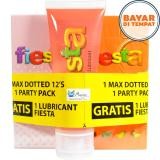 Beli Free Lubricant Gel 70 Ml Fiesta Max Dotted Isi 12 Fiesta Party Pack Terbaru