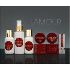 FREE Tas - LAMOUR Reguler Face Series - Normal to Dry Skin