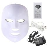 Beli Freebang Foton Memimpin Terapi Kecantikan Masker Wajah Kulit Peremajaan 3 Warnd Lampu 220 V Steker Uni Eropa Intl Seken