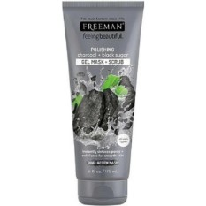 Jual Cepat Freeman Original Polishing Charcoal Black Sugar F*C**L Polishing Mask Gel Mask Scrub 1 Buah