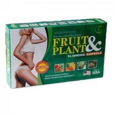 Ulasan Fruit Plant Slimming Capsule