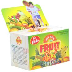 ... Vege Blend 21 JR Botol Isi 30 Kapsul. Source · Fruit Jr 60's