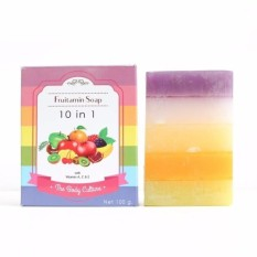 ... Pemutih Badan + Free Whitening Serum Gold Hanasui Jaya Mandiri BPOM - 1 BotolIDR29328. Rp 29.500. Fruitamin Soap 10IN 1 BPOM OriginalIDR29500. Rp 29.900