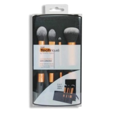 Fuchun Profesional Teknik Nyata Emas Core Koleksi Make Up Brushes Set Emas Intl Original