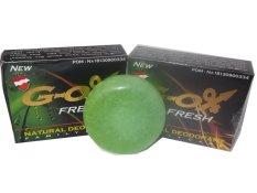 Jual G Ox Fresh Deodoran Herbal Penghilang Bau Badan Berlebih Jawa Barat