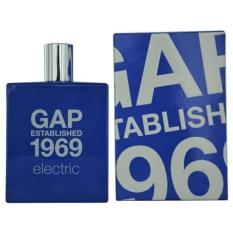 Dimana Beli Gap Electric Men Edt 100Ml Gap