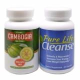 Spesifikasi Garcinia Pure Cambogia Ultra Pure Life Cleanse Detox Paket Pelangsing Alami By Biotrimlabs Lengkap