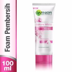 Garnier Sakura White Cleanser Foam - 100ml