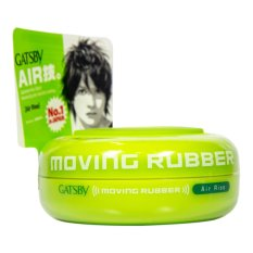 Gatsby Moving Rubber Air Rise 80gr