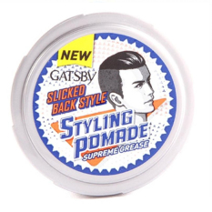 Gatsby STYLING POMADE SUPREME GREASE 80