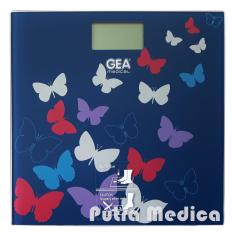 Putra Medica Gea Timbangan Badan Digital Eb9360 Blue Butterfly Timbangan Elektrik Lucu Unik Alat Ukur Pengukur Berat Badan Putra Medica Diskon